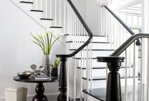 Banister/Staircase / by Diane Levine Winer