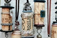 Cork this! / All the beautiful things to do with corks.  / by Ann Toohey