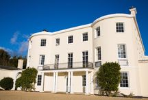 Rockbeare Manor wedding venue / Rockbeare Manor is Devon's newest, and very beautiful, Country House venue near Exeter.