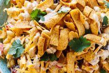 potluck foods