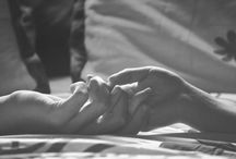 your hand in my hand ^_^ / by jojo love