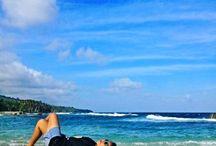 Moluccas Island, Indonesia / Location: Santai Beach, Moluccas