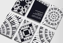 klavír a přáníčka