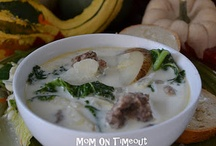 Savory SOUPS  / by Julie Butler