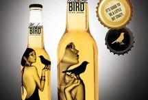 DESIGN~Packaging for Beer and Non-Alcoholic Beverages / by Ginny Christensen