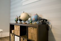 furniture / modern or rustic furnishings