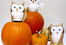 Fall Crafts and Inspiration / by Pienderz Teutje