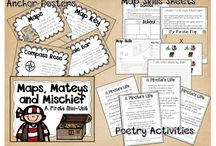 Social Studies / Social Studies Ideas for Primary / by Fabulous in FIrst