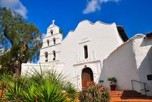 California Missions / I don't like what these missions were built for, but many are beautiful and I enjoy history. / by Brandi Bartlett