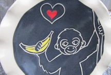 Pottery Gift Ideas with Love at the Heart - Handmade Pottery by Jean's Clay Studio / Handmade pottery by Jean's Clay Studio with 'love' at the heart. Gift ideas for weddings, engagement, anniversaries, Valentines Day, or just that special someone in your life. / by Jean Wells - Jean's Clay Studio
