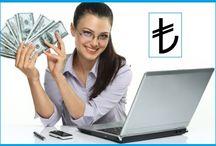 para kazanmak / İnternetten nasıl para kazanılır?