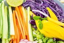 Comida rápida y sana