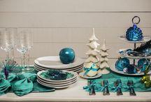 Tempo de celebrar! / Já está na hora daquela correria para fazer a compra de presentes, arrumar a decoração da casa e organizar os preparativos para as ceias e os almoços em família. Veja nossas sugestões para surpreender à mesa e deixar o seu fim de ano inesquecível!