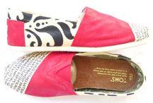 footwear. / by Brooke Fincher
