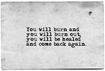 burnout / quotes