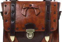 Handbags. / by Jessica Gardefjord Flynn