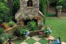 Backyard/outdoors