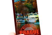 Kolekce Praha / Kolekce bonbonier a čokolád v balení s motivy Prahy.