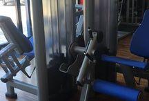 new gym #miragevillage