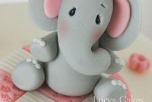 Elephant cake inspiration