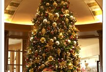 Holiday Decorations / Holiday decoration and décor is truly a refined art. At Inside Out Services we have polished and cultivated this art to a gracious and timely seasonal product.