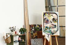 Interior Design: Atelier