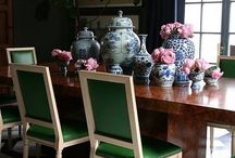 lovely dining areas / by Kate Marshall