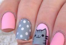 Unhas / Nail / Cute / Kawaii