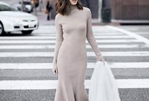 knit dress diy