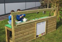 Role Play / Our range of Role Play products are a great way to add an element of imagination to your outdoor area. They will encourage imaginative play while promoting social interaction helping children experience everyday situations through role play.