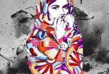 Arab pop art
