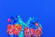 MOSAIC BIRDS / by Glenys Fentiman