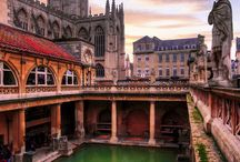 Bath Album by The City Works / A beautiful photographic documentation of Bath's architecture and landmarks