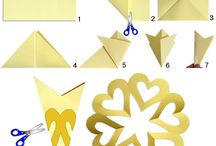 Forming papir art