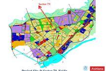Ashiana homes sector 79 location map noida