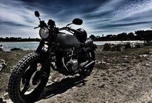 Motocicletta / Cafe racer