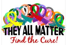 Find a cure!  / by Melanie Mcdougall