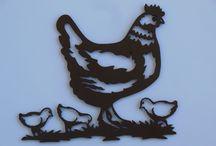 poule plama