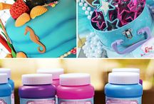 Little Mermaid Party Ideas / by Everything Mommyhood