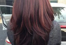 Hair / Color and style