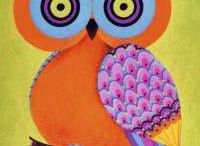 Hootie Hoot Hoo / Owls