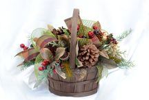 Christmas 2014 / Flower arrangements to brighten up your holiday season!
