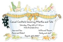 Cocktail Party Ideas / Cocktail Party Invitations & Ideas