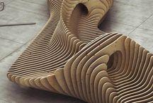 Designed furniture