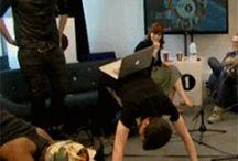 Dan & Phil >w<