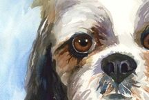 Shihtzu / by Dilly Rose