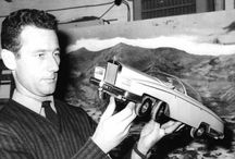 Derek Meddings: Special Effects Wizard / The man responsible for design and implementation of miniature effects in Thunderbirds and Several James Bond films among other cinematic works.