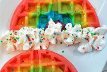 Comida colorida / Aqui vc  pode achar muita coisa colorida  E comidinhas bunitinhas