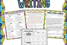 Teaching - Writing
