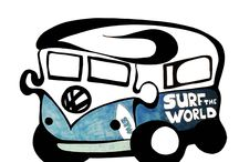 SURF Art - STW Art / by SURFtheWORLD